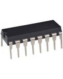 Audio Control, Volume, ± 4.75V to ± 5.25V, Serial, DIP, 16 Pins, -40 °C