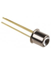 Infrared photo transistor with external base connector Foto-Trans., 25V, Ip72mA(1000Lux)