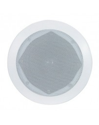 "Plafond speakerset 6,5"" wit"