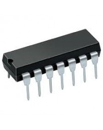 sn7401 Quad 2-input NAND Gate (Open Collector)