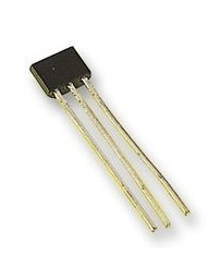 SS443A  Hall Effect Sensor, Unipolar, 20 mA, TO-92, 3 Pins, 3.8 V, 30 V