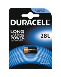 DURACELL LITH.BATT.28L PHOTO