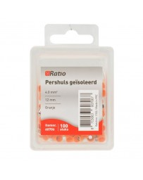 4mm Pershuls geisoleerd