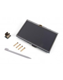 "HDMI-B TOUCHSCREEN VOOR RASPBERRY PI® - 5"" - 800 x 480"