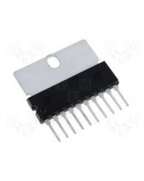 Power audio amplifier 5,3W