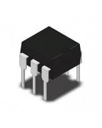 Photocoupler with photo transistor output and LED input LED/NPN Viso:7500Vrms CTR:50%