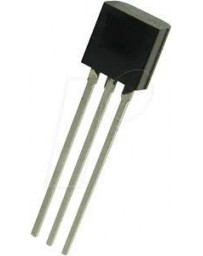 Full-wave thyristor (triac) Triac, 600V, 0.8A, Igt 4mA, Logic Level