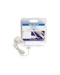 30-pins AC-lader 30-pins dock male - AC-huisaansluiting 1,00 m wit 2.1A