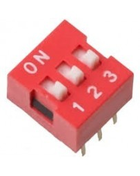Dip switch 3 polig